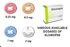 Dosages-for-Klonopin